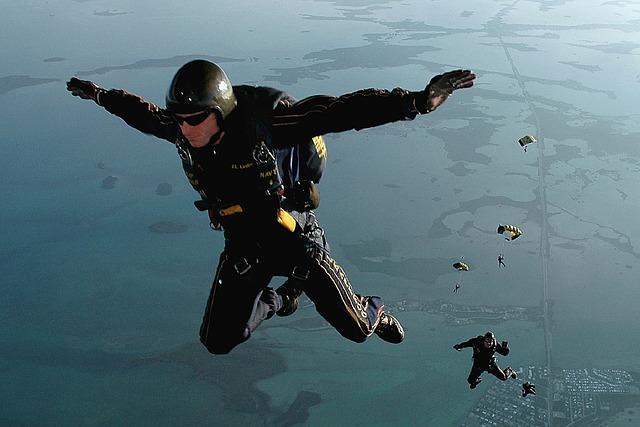 Ben jij klaar om de ervaring van het parachutespringen mee te maken?