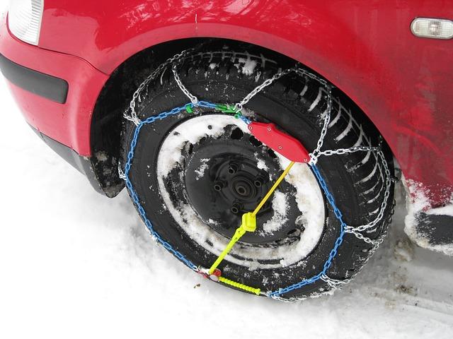 Veilig op wintersport met sneeuwkettingen