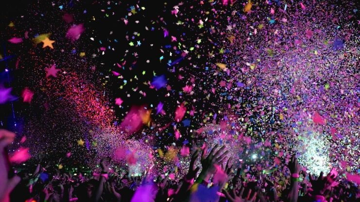 tips organiseren foute party
